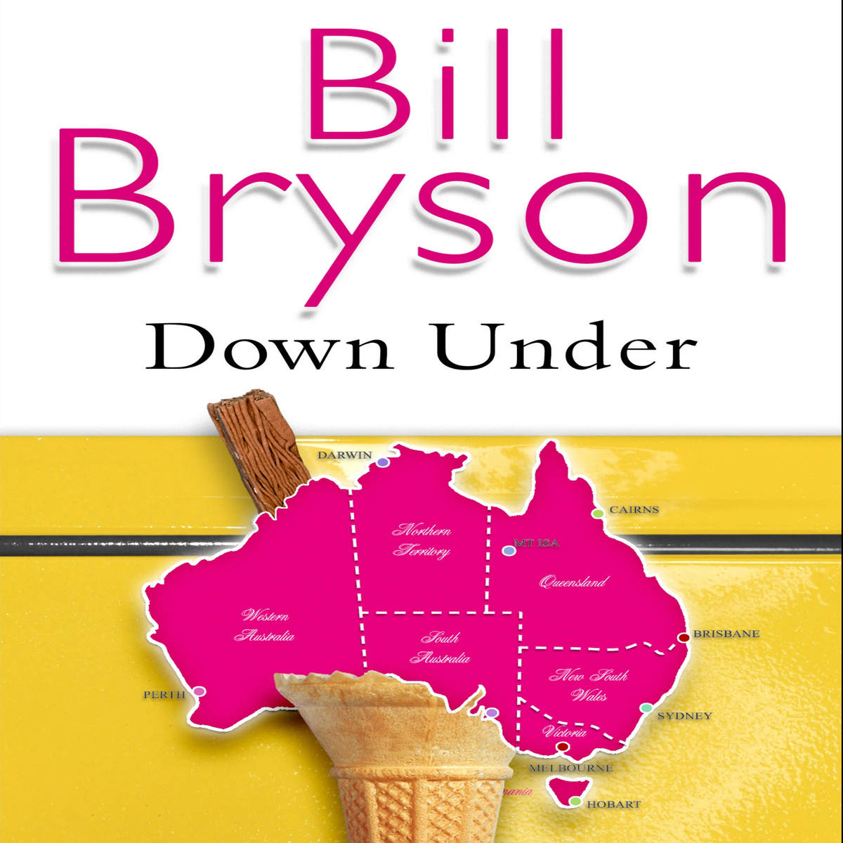 bill bryson down under Buy down under by bill bryson (9781784161835) from boomerang books, australia's online independent bookstore.