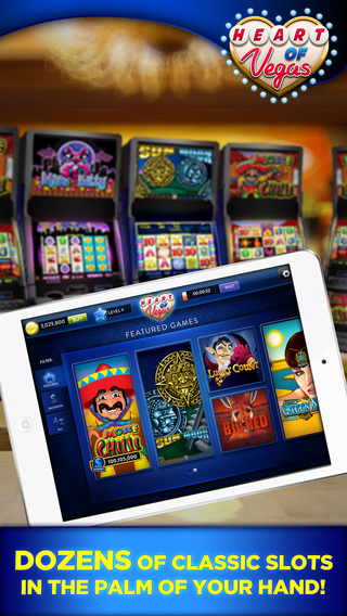 heart of vegas play free casino slots on the app store. Black Bedroom Furniture Sets. Home Design Ideas