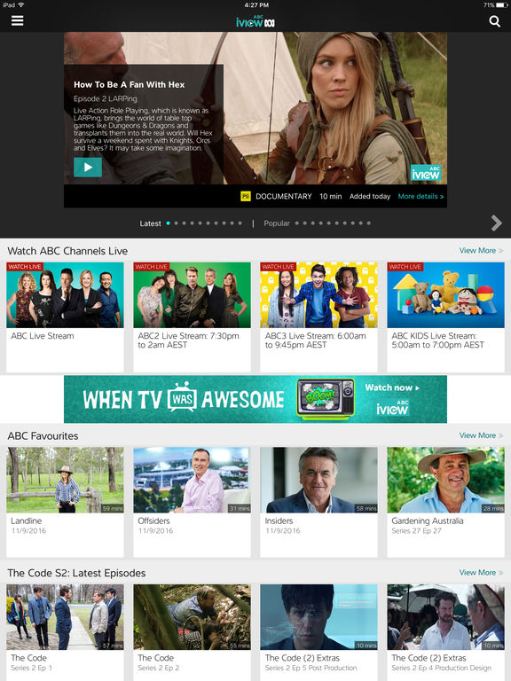 How To Watch Abc Iview On Apple Tv? Can You Watch Abc ...