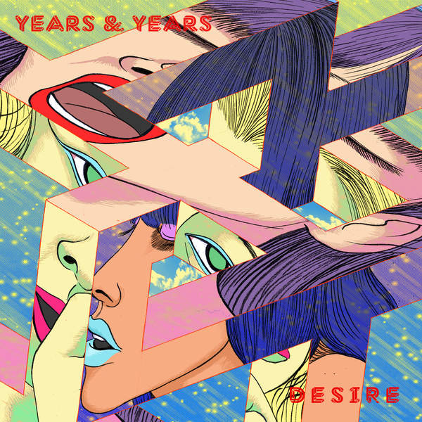 Years & Years – Desire – Single (2014) [iTunes Plus AAC M4A]