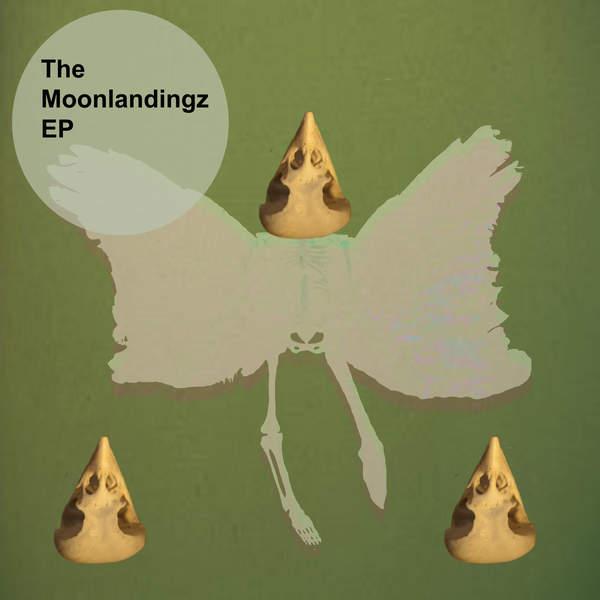 The Moonlandingz – The Moonlandingz – EP (2015) [iTunes Plus AAC M4A]