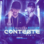 El Sica – Conteste (feat. Nicky Jam) (Remix) – Single [iTunes Plus AAC M4A] (2014)