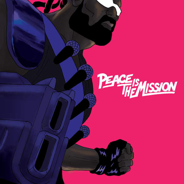Major Lazer - Peace Is the Mission (2015) [iTunes Plus AAC M4A]