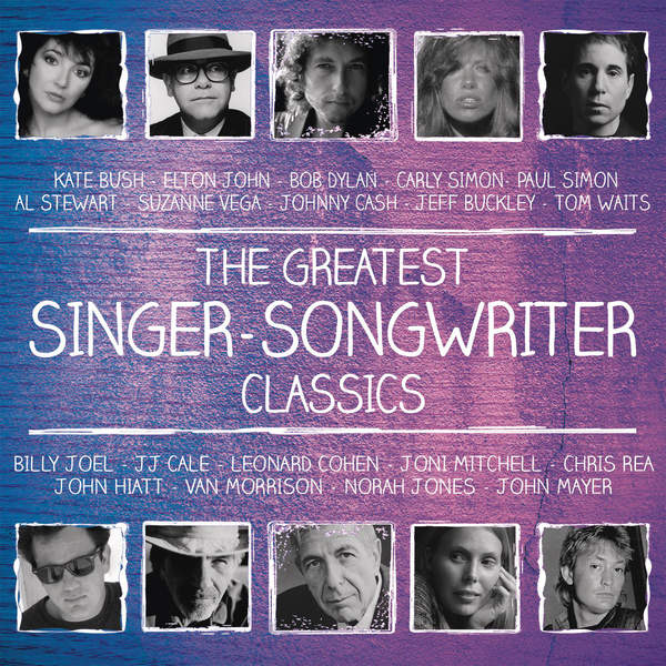VA-The Greatest Singer-Songwriter Classics-3CD-FLAC-2015-JLM Download