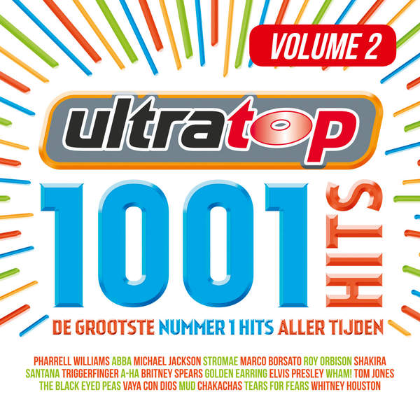 VA - Ultratop 1001 Hits Volume 2-5CD-2015-DDS Download