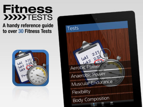 Fitness Tests For Pe Teachers And Coaches On The App Store