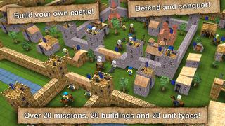 Battles And Castles iOS Screenshots