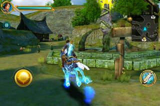 Screenshot 2 Sacred Odyssey™ - Rise of Ayden