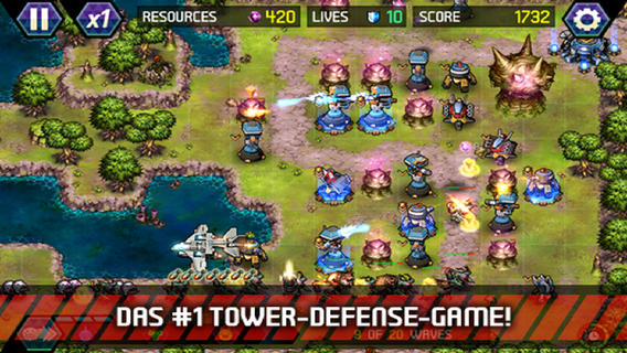 Screenshot 2 Tower Defense