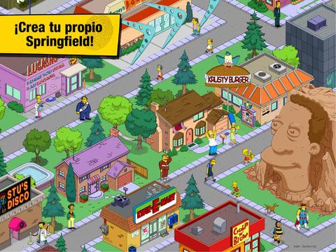 Los Simpson Springfield v4.11.6 Hack Android Trucos ilimitadas Rosquillas