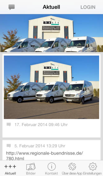Basis GmbH Baumaschinen