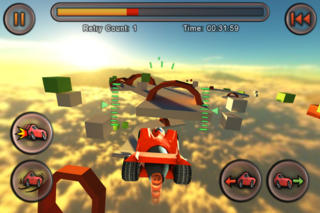 Jet Car Stunts  Bild 2