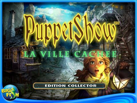 PuppetShow - La ville cachée Edition Collector