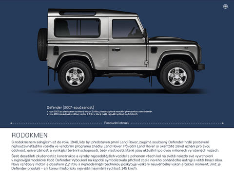 Defender 2013 (Czech Republic)