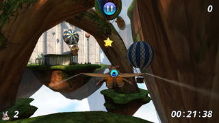 Cloud Spin iOS Screenshots