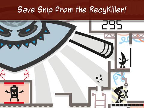 Screenshot 2 Snip and Chu - The Game