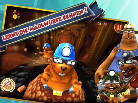 Whac A Mole iOS Screenshots