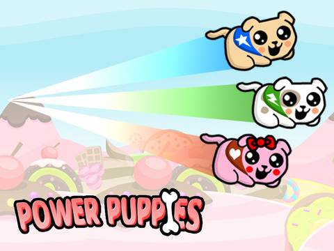 Power Puppies iOS Screenshots