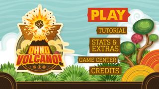 OH NO Volcano iOS Screenshots