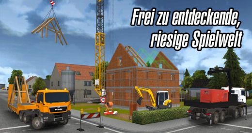 Bau-Simulator 2014 iOS