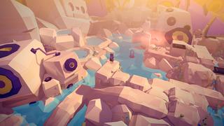 Adventures of Poco Eco - Lost Sounds: Erlebe Musik und eine Meisterklasse der Animation in einem Indie-Spiel  Bild 2