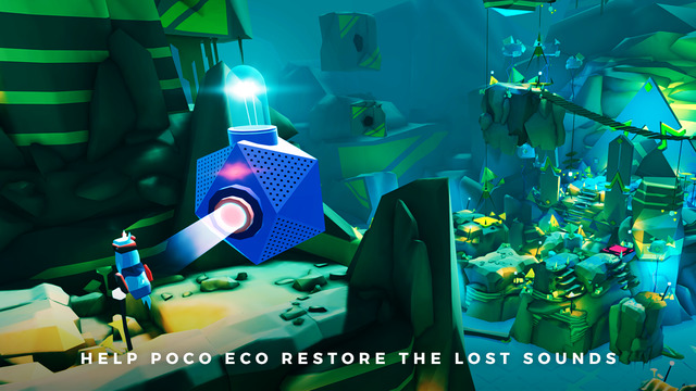 Adventures of Poco Eco - Lost Sounds iOS