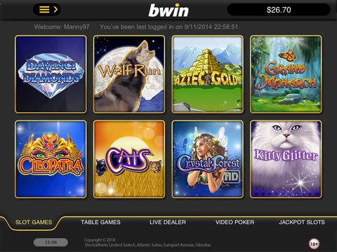 bwin online casino troy age