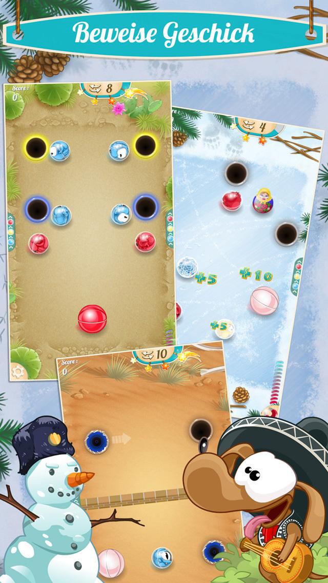El Diego iOS Screenshots