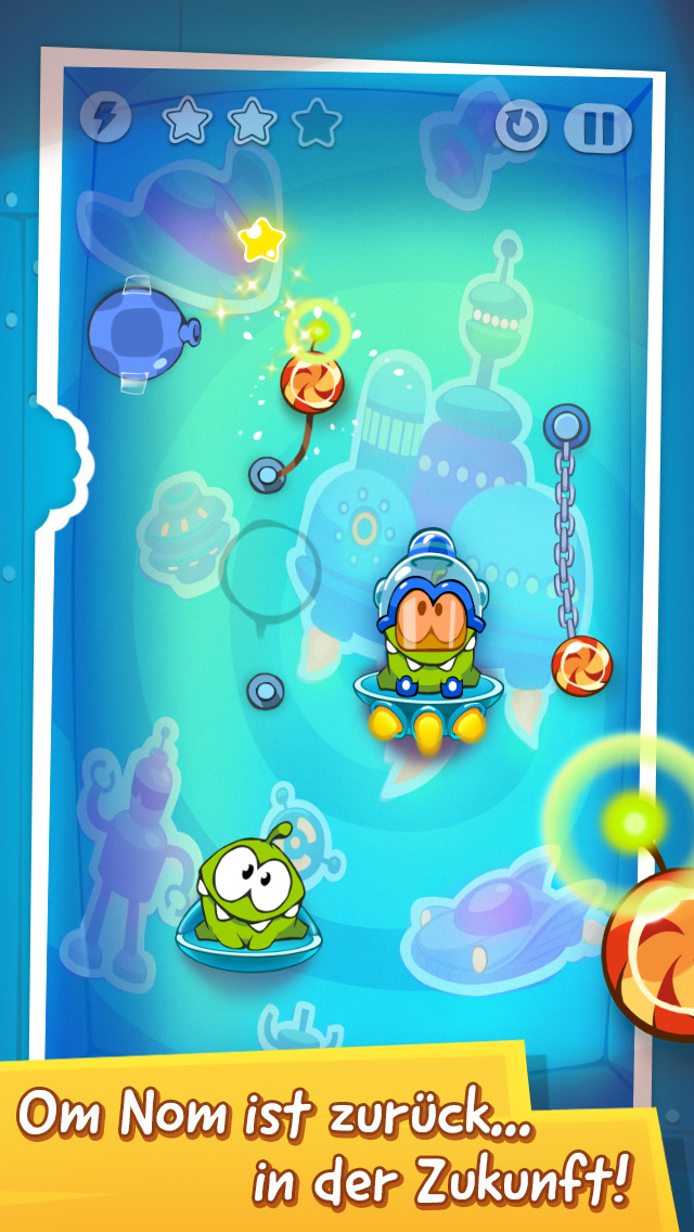 Screenshot 3 Cut the Rope: Time Travel