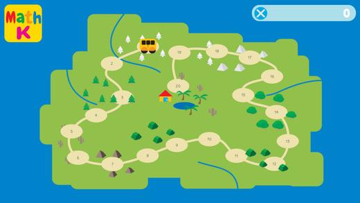 MathLab for Kindergarten Screenshot