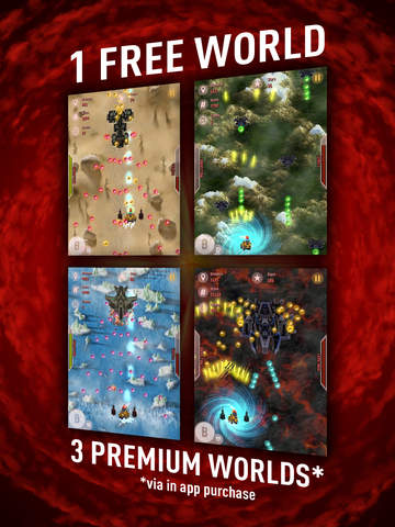 Bullet Hell Infinite iPhone iPad