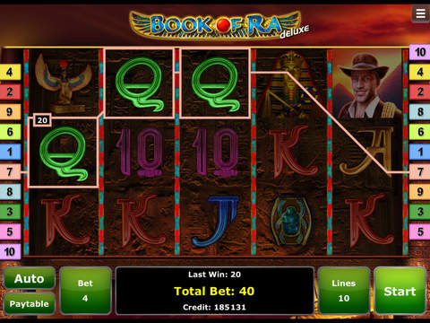 jeux de casino book of ra deluxe