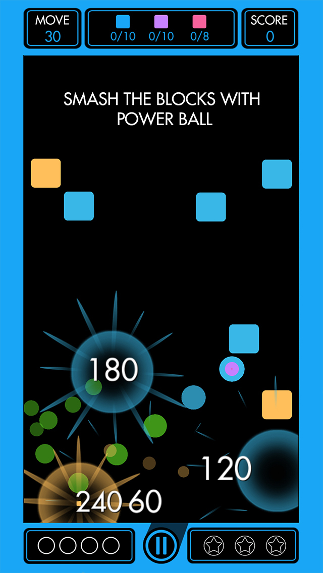 Color Ranger iOS Screenshots