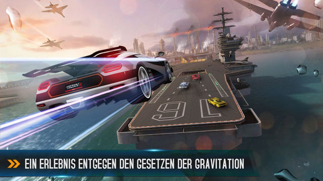 Asphalt 8: Airborne iPhone iPad