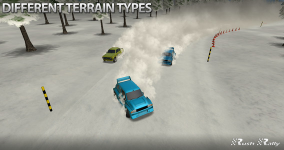 Rush Rally iOS