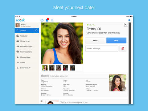 Improve online dating success 7