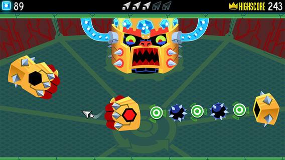 Screenshot 5 Tilt to Live: Gauntlet