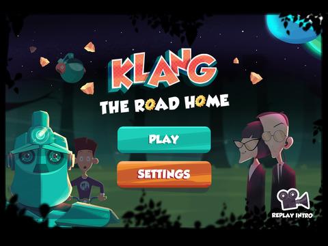 KLANG - The Road Home