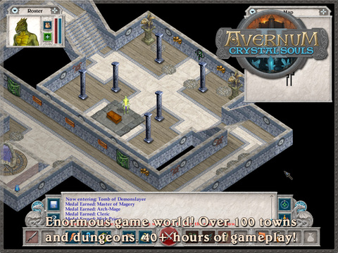 Screenshot 3 Avernum 2: Crystal Souls HD