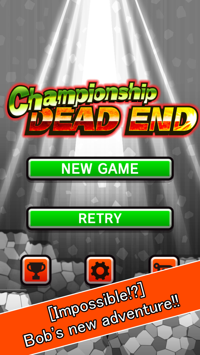 Championship DEAD END iOS Screenshots
