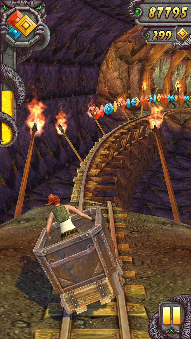 Screenshot 3 Temple Run 2