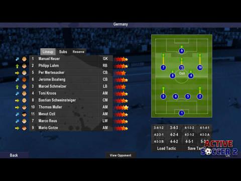 Active Soccer 2 iOS