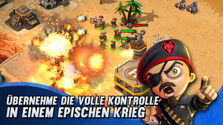 Tiny Troopers: Alliance iOS Screenshots