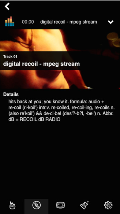 download digital recoil radio apps 0