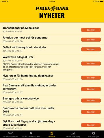 Forex bank svenska