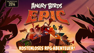 Angry Birds Epic RPG iOS Screenshots