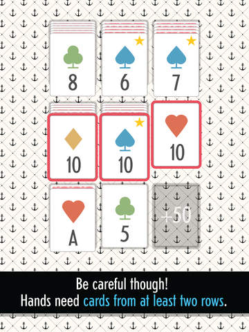 Screenshot 4 Sage Solitaire