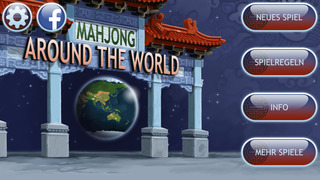 Mahjong Around The World iOS Screenshots