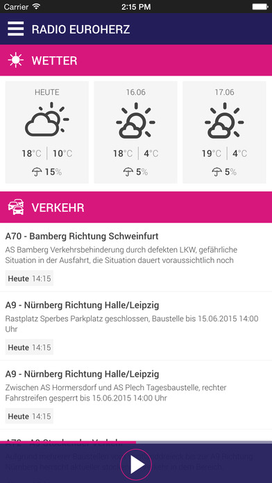 download Radio Euroherz apps 0