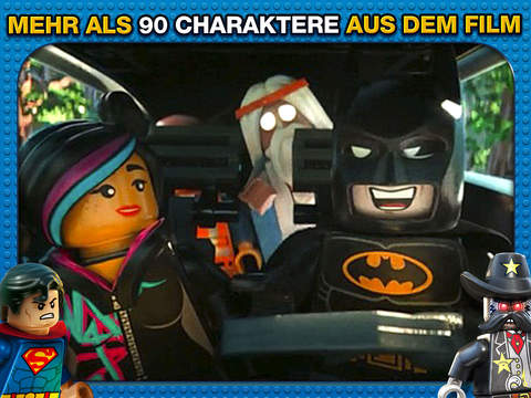The LEGO Movie Video Game iPhone iPad